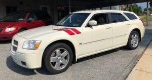 DODGE MAGNUM GRAPHICS