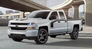 CHEVY SILVERADO GRAPHICS