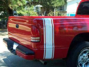 DODGE DAKOTA GRAPHICS