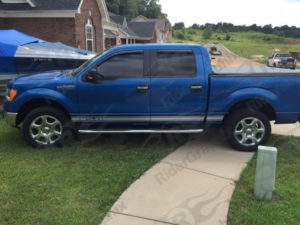 FORD F150 GRAPHICS