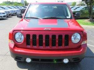 JEEP PATRIOT GRAPHICS
