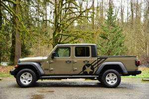JEEP GLADIATOR JT PICKUP GRAPHICS