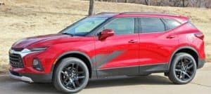 2019 - Up CHEVY BLAZER GRAPHICS